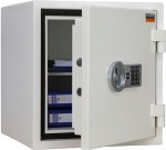 burglary & fireproof safe BRF 46 EL