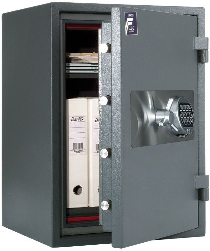 fireproof & burglary safe Garant 75 EL