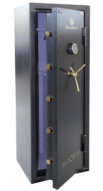 Gun Security Cabinet >> Fireproof Gun Safe GF-14 | Anysafes