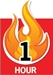 fireproof safe 1 hour